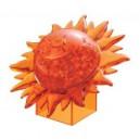 Crytal puzzle - Orange Sun