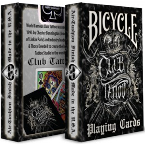 Bicycle: Club Tattoo