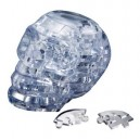 Crystal puzzle - White Skull