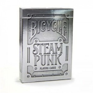 Bicycle: Steam Punk Silver