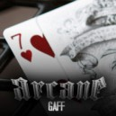 Gaff Deck: Arcane Black & White