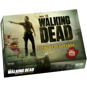 The Walking Dead Board Game: The Best Defence