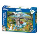 Disney: Animal Friends 100 Pcs