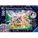 Disney: Treasure Brilliant 500 Pcs