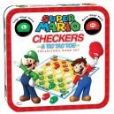 Super Mario: Checkers & Tic Tac Toe Collector's Set