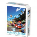 Super Mario: Mario Kart Wii Collector's Puzzle 550 Pcs