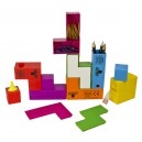 Tetris Desk Tidy Stationery