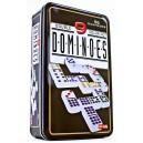 Dominoes - Double 9 Colour Dot