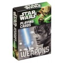 Star Wars: Weapons Playing Cards