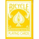 Bicycle: Yellow Reversed Back