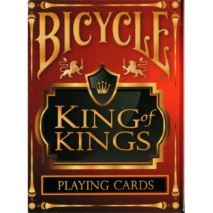 Bicycle: King of Kings Red