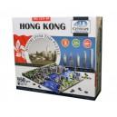4D Cityscape Puzzle - Hong Kong (950)