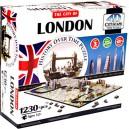 4D Cityscape Puzzle - London (1230)