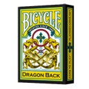 Bicycle: Dragon Back Yellow