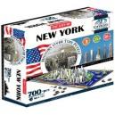 4D Cityscape Puzzle - New York (1300)