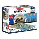 4D Cityscape Puzzle - Sydney (1000)