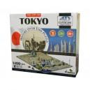 4D Cityscape Puzzle - Tokyo (1400)