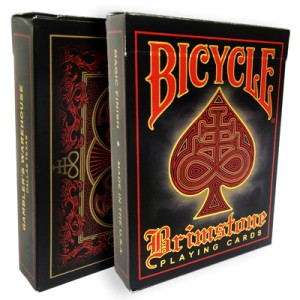 Bicycle: Brimstone Red