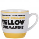 The Beatles - Yellow Submarine Mug & Saucer Set