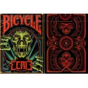 Bicycle: Eerie - Red