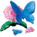 Crystal puzzle - Butterfly