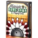 Bowl-A-Rama Black Playing Cards