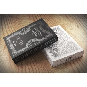 Memento White Playing Cards