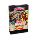 Waddingtons Marvel Comics Playing cards
