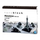 Nanoblock: Monotone Colour Set
