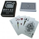 Royal Branded plastic cards