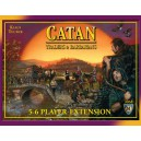 Catan: Traders & Barbarians 5-6 Player Expansion