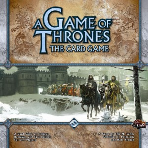 A Game of Thrones LCG: Card Game (Starter Set)