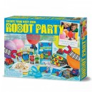 Create Your Own Robot Party