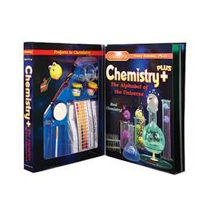 ScienceWiz Kits: Chemistry Plus