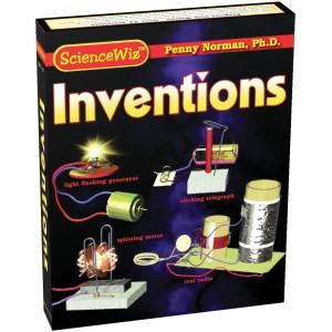 ScienceWiz Kits: Inventions