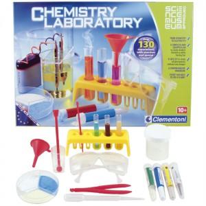 Clementoni Sci Museum: Chemistry Labratory