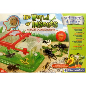 Clementoni Sci Museum: World of Insect