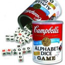 Campbells Alphabet Dice