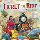 Ticket To Ride: India & Switzerland Map Expansion