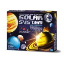 Solar System Mobile Making Kit - Glow in the Dark