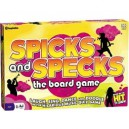 Spicks and Specks The Board Game