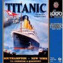 Titanic 1000pc - Titanic, la White Star Line