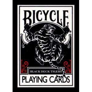 Bicycle: Black Tiger Red
