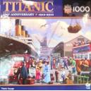 Titanic 1000pc - Voyage a bord du Titanic