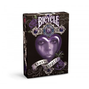 Bicycle: Anne Stokes: Dark Hearts