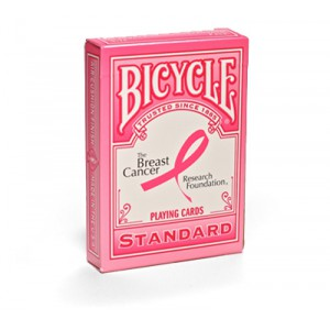 Bicycle: Pink Ribbon