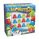 Smart Games: Cannibal Monsters