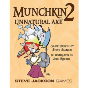 Munchkin: 2 Unnatural Axe