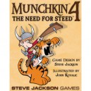 Munchkin: 4 The Need For Stead