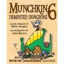 Munchkin: 6 Demented Dungeons